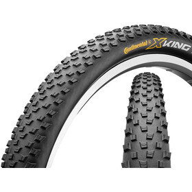 "Continental X-King 2.0 Polkupyöränrenkaat 27,5"" Race Sport , musta"